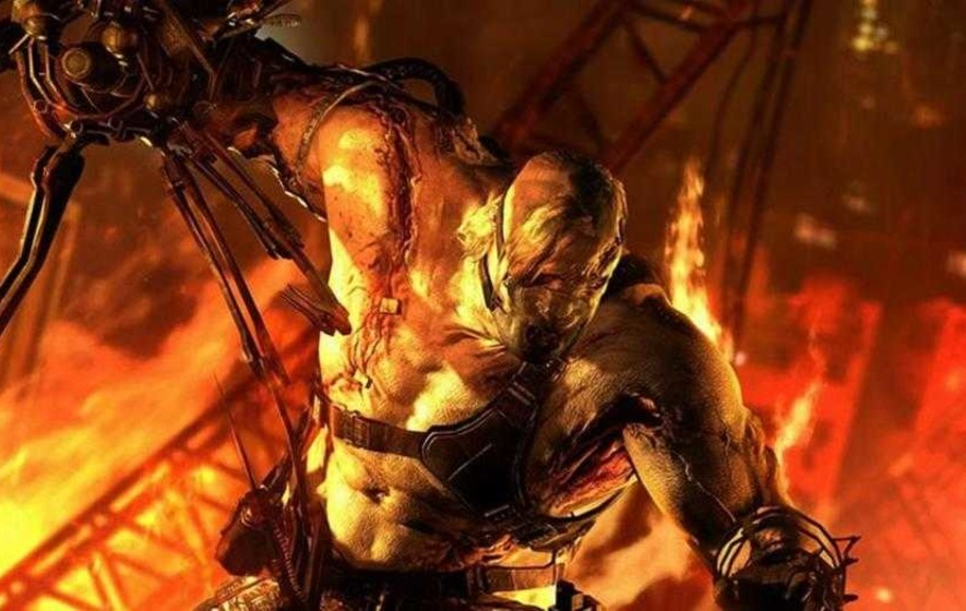 Games: Resident Evil 6's set pieces up there with the best