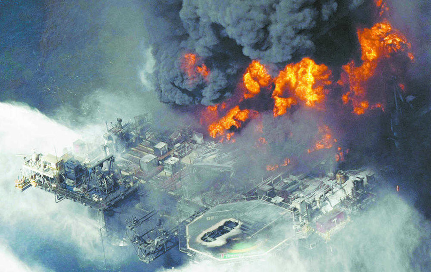 Judge approves $20bn settlement over BP Gulf of Mexico oil spill