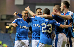 Rangers clinch promotion and title with Dumbarton win