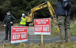 Rivers Agency staff refused access to Woodburn Forest site during Easter weekend