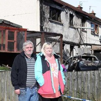 Family of man stabbed to death targeted in Richhill arson attack