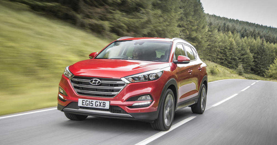 Hyundai Tops Charts As Crossovers Catch On The Irish News