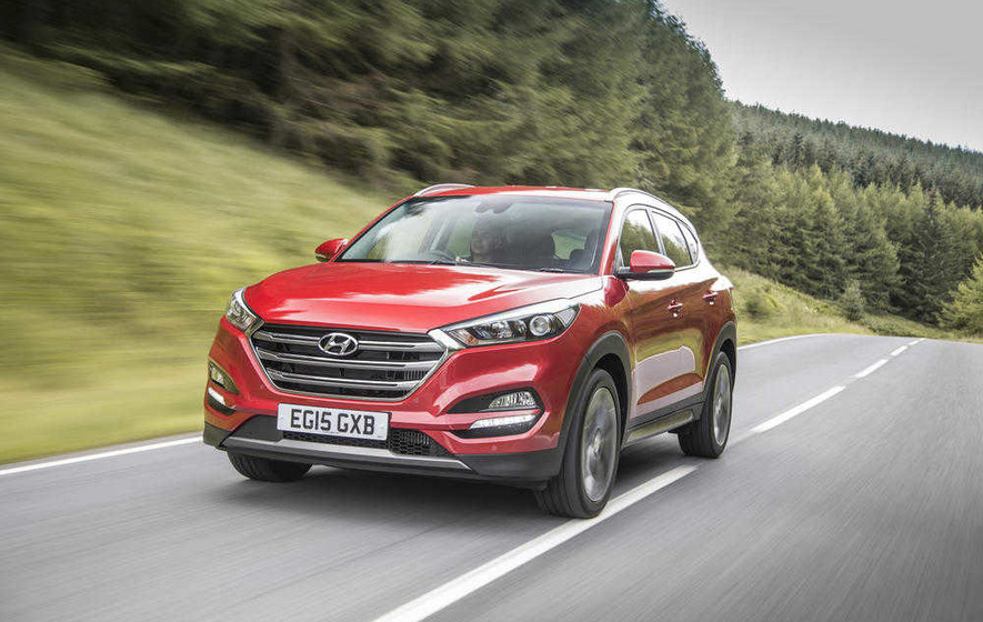 Hyundai tops charts as crossovers catch on the irish news for Hyundai motor finance number