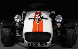 Iconic kit car goes to pieces - thanks to Lego
