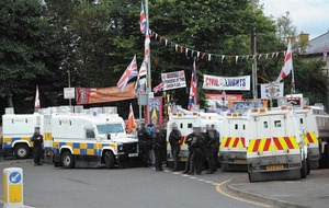 Funding for Twaddell group as loyalist protest escalates
