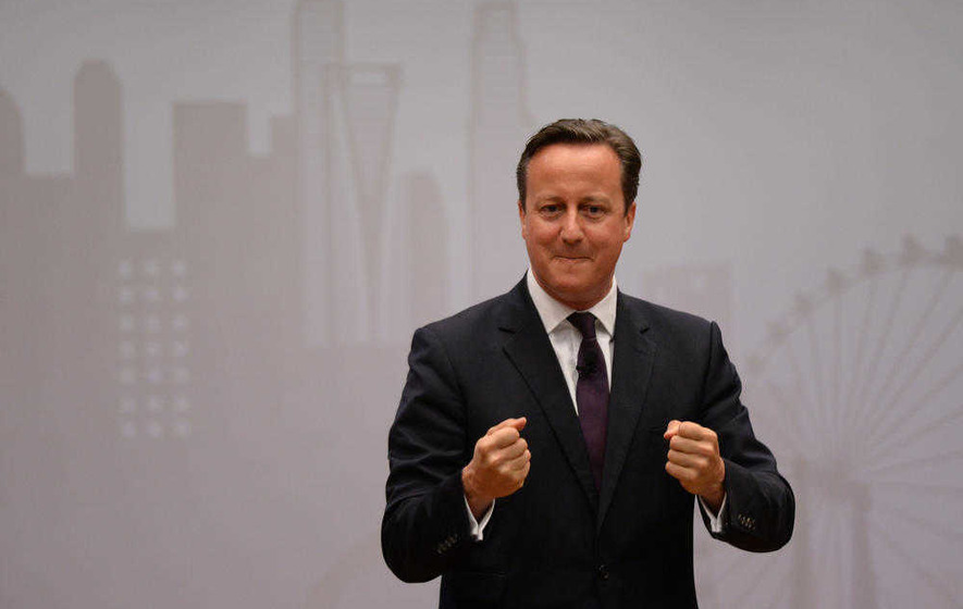 I have no shares, Cameron says defending family's tax affairs