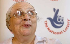 Lucky winner scoops largest ever Lotto jackpot - £35.1 million