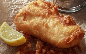 James Street South Cookery School: Beer battered fish