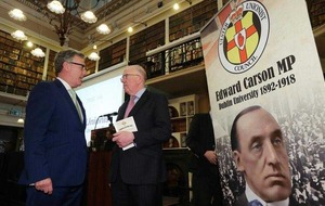 Ulster Unionist Party holds historic event in Dublin