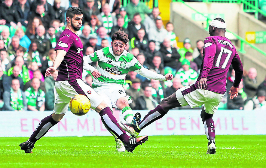 Hearts over sickness bug, fit and ready for visit of Aberdeen