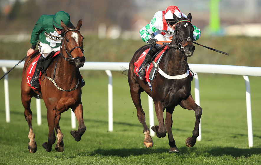 Ruby Walsh bidding for Grand National glory