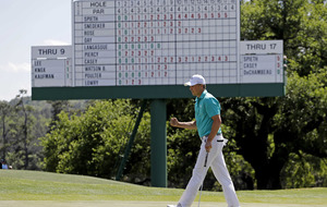 Windy conditions set tone for difficult Day Three at Masters