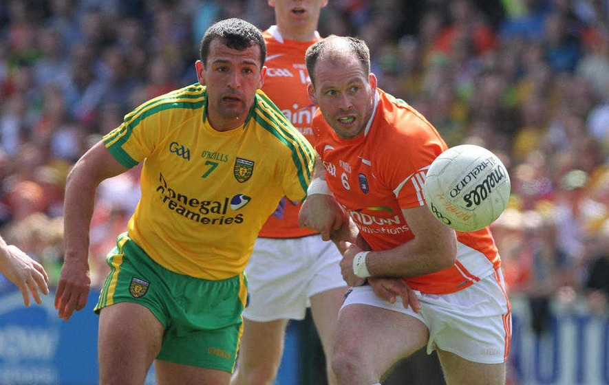 Armagh captain Ciaran McKeever aiming for return in Cavan Championship clash