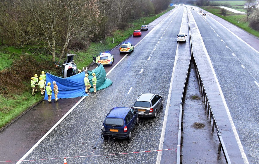 Car Accident Northern Ireland Today
