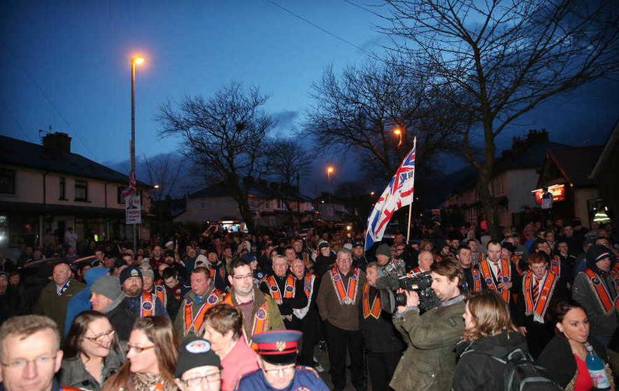 Greater Ardoyne Residents Collective will oppose any return parade 'compromise'