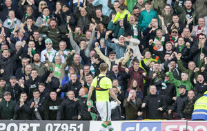 Griffiths stars yet again as Celtic down Motherwell