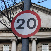 No fines issued in new 20mph zones in Belfast city centre
