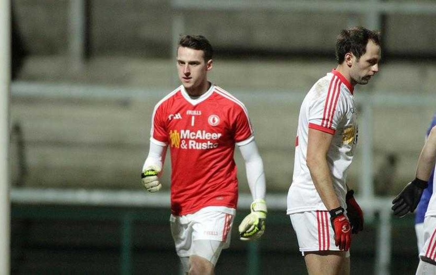 Injury blow for Tyrone GAA goalkeeper Niall Morgan