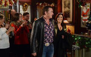 All-Irish cast join EastEnders's Kat and Alfie Moon in spin-off