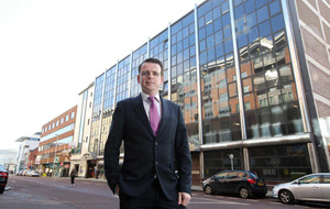 Number is up for finance department as office block is acquired