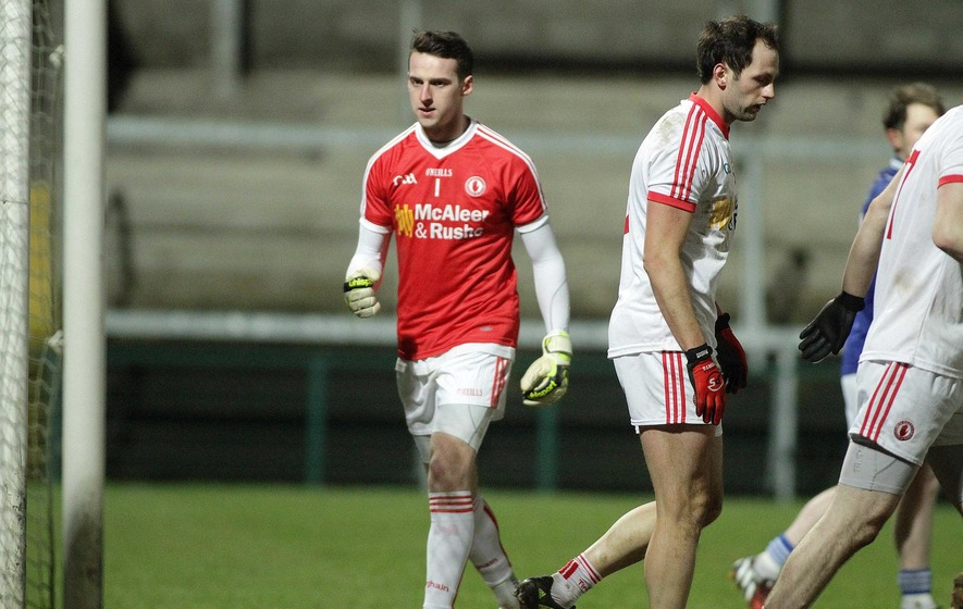 Niall Morgan a doubt for Tyrone's Ulster SFC opener