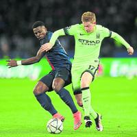 Talking Points: Manchester City versus Paris St Germain