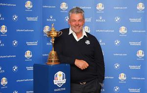 Darren Clarke brings golf's Ryder Cup to Royal Portrush