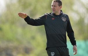 Tom Mohan appointed manager of Republic of Ireland U19 team