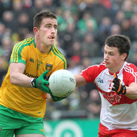 Derry's Kevin Johnston returns for club after 10-month absence
