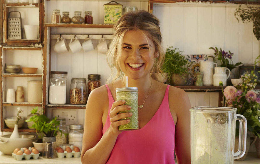 Madeleine Shaw: Be kind to yourself with your diet, as with everything