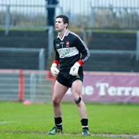 Eoin McNicholl leaves Derry panel as Ryan Bell and Benny Heron set for United States