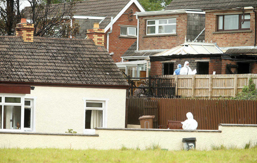 Woman pleads guilty to killing pensioner in Carryduff house fire