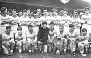 Adrian McGuckin looks back with pride on rugby playing days