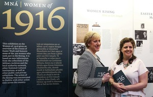 Easter Rising: Mna-Women of 1916 exhibition opens at Dublin Castle