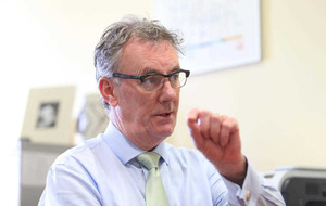 This election 'offers the prospect of change' says Ulster Unionist Party leader Mike Nesbitt