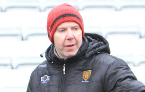 Eamonn Burns concerned by congested fixture programme