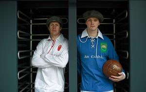 No bad blood between Cavan & Armagh - Gearoid McKiernan