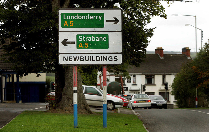 Flags complaints lead to change of Newbuildings polling station