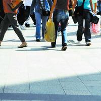 Northern Ireland shopper numbers in decline