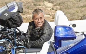 Top Gear's Matt LeBlanc takes on Ring of Kerry in new Rolls-Royce Dawn