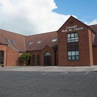 Belfast's Cairnshill Methodist Church damaged in arson attack