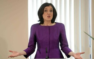 Theresa Villiers: Irish border concerns over Brexit are just 'scaremongering'