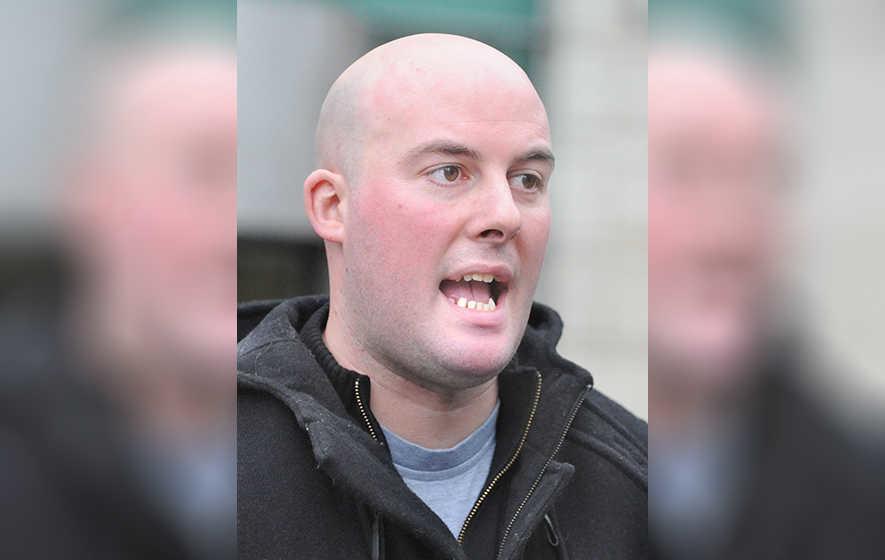 Republican 'Dee' Fennell held over Michael McGibbon murder