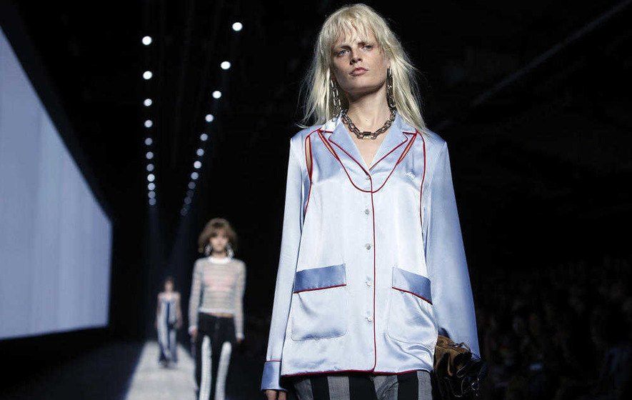 Fashion: Jump to it and join the spring pyjama party