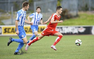 Crusaders won't get any favours from Cliftonville - Jay Donnelly