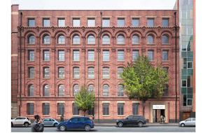 Former Belfast linen warehouse to become grade A office block