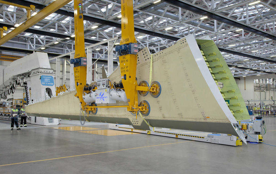 bombardier aerospace company report