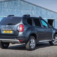 Dacia Duster takes a shine to Portadown