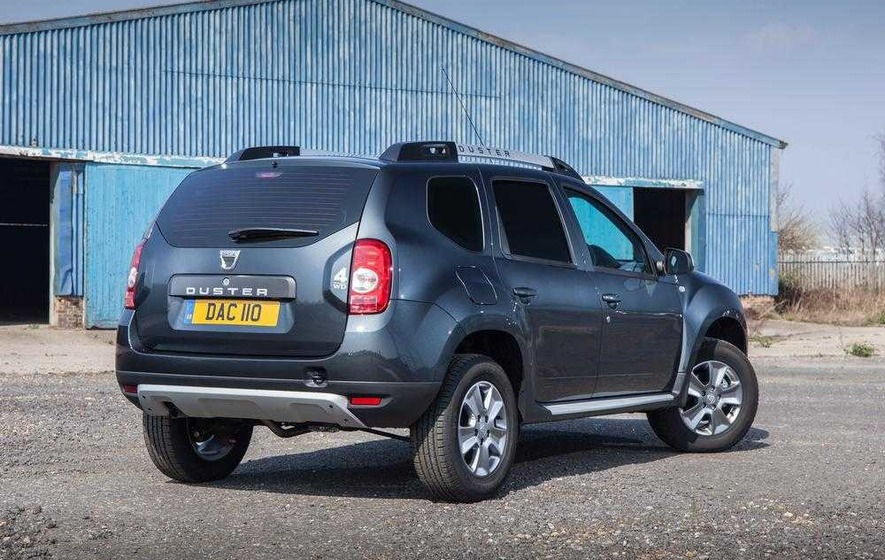 Dacia Duster takes a shine to Portadown