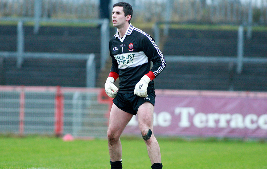 Damian Barton is hamstrung by Derry's love of club football